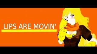 [MMD x RWBY] Yang's Lips are Movin