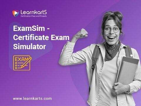 ExamSim - Certificate Exam Simulator