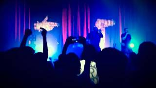 Run The Jewels @ HOB Dallas 10/12/15