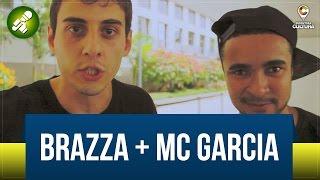 Rap de Improviso - Fabio Brazza e Mc Garcia