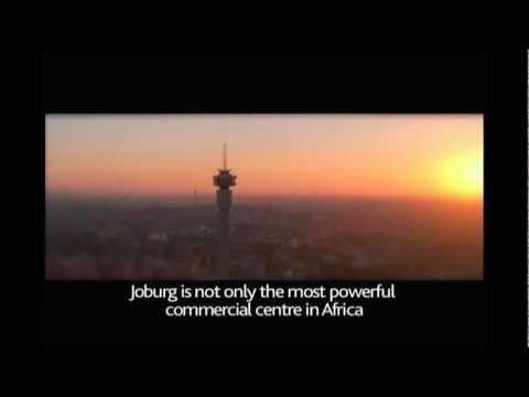 Joburg Shopping Festival 2011 promotional advertisement