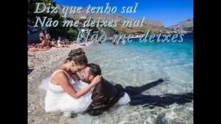 Per7ume & Rui Veloso - Intervalo (letra)