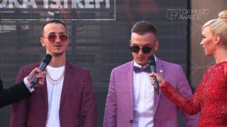 Top Music Awards 2016 Red Carpet, Mozzik, Getinjo - Top Channel Albania - Entertainment Show