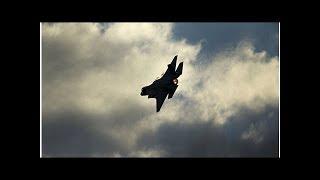 Des F-35 à nouveau cloués au sol