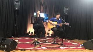 Fly Me To The Moon - Frank Sinatra (Cover) || Zabilla Feat Fauzan Fajri || Indonesia