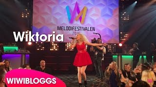 """Wiktoria """"Save Me"""" - live @ Melodifestivalen 2016 after party 