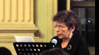 "Laura Malaterra legge i racconti di ""Lingua Madre 2014"""