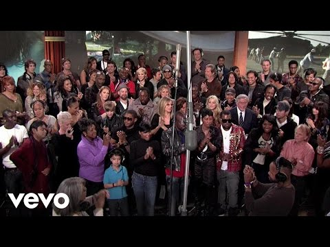 We Are The World de Various Artists Letra y Video