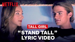 Stand Tall Official Lyric Video by VOILÀ ft. Ava Michelle   Tall Girl