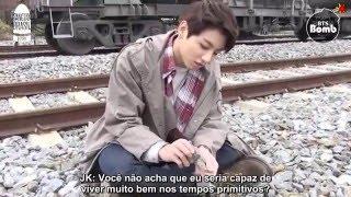 [BANGTAN BOMB] Jung Kook ainda é um bebê [Legendado PT-BR]