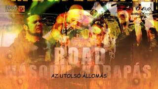 Road - Nézz rám (Hivatalos szöveges video / Official lyrics video)