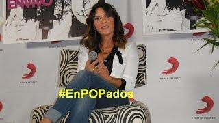 """KANY GARCÍA en México Photocall Conferencia de prensa / Presentación cd """"En Vivo"""""""