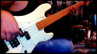 Joe Cocker - Unchain My Heart - (Bass Cover By Gökhan Yumuşakdemir)