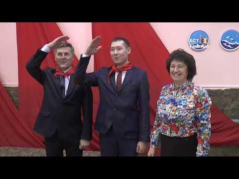 Рабочий визит заместителя министра по молодежной политике и спорта РБ