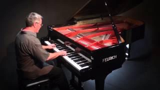 Flight of the Bumblebee (arr. Rachmaninoff) P. Barton, FEURICH piano