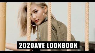Eunice Annabel Lookbook 02 (feat 2020AVE)