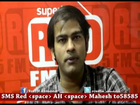Mahesh Bhai nominee for Superhits 93.5 Red FM Ahmedabad Bade Dilwale Education Category.