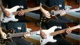 Eric Clapton Cocaine Full Cover