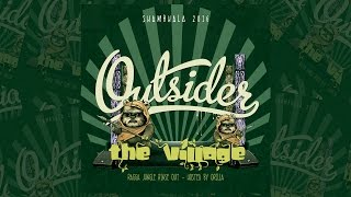 Outsider - The Village Stage (Ragga Jungle Rinse Out) - Shambhala 2016