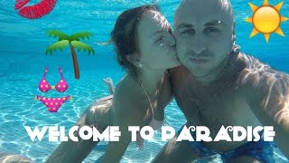 Welcome to paradise / Pool time / Summer 2016