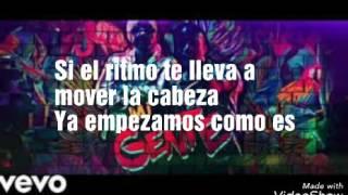 Mi gente - J Balvin (ft. Willy William)- Letra