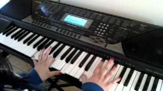 Evanescence Thoughtless Intro Piano cover