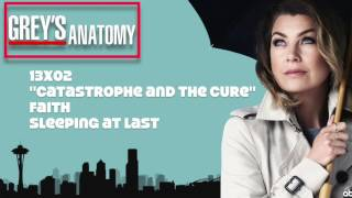 "Grey's Anatomy Soundtrack - ""Faith"" by Sleeping At Last (13x02)"