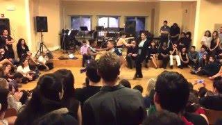 Spartan Mambo at 2016 Stanford Salsa Social