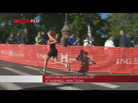 eversource hartford marathon and 1 2 marathon