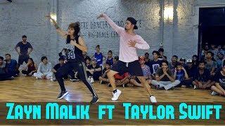 Zayn and Taylor Swift I Don't Wanna Live Forever   Dance Choreography Gaurav N Chandni