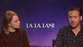 Ryan Gosling and Emma Stone Live in 'La La Land'