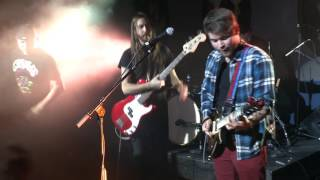 Grand Theft Autumn (Fall Out Boy cover) at Baltimore All-Star Jam Feb 2017 at Angel's Rock