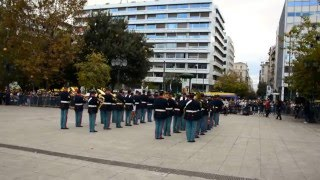 Killing In The Name - Military Band of Athens