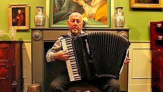 J.S. BACH ACCORDION BWV 539 Baroque Music - Jo Brunenberg - classical accordeon Akkordeon