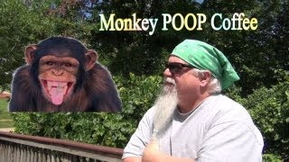 Monkey Poop Coffee