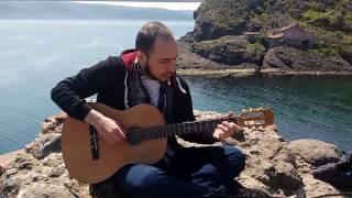 Sarı Gelin fingerstyle gitar cover