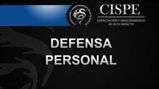 """Curso """"Defensa Personal Y Tecnicas En Desarme"""" CISPE, El valor de tu Seguridad"""