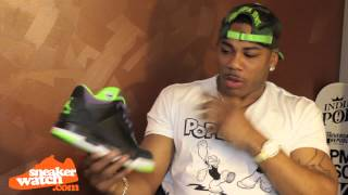Nelly Weighs In On The Joker Jordan 3