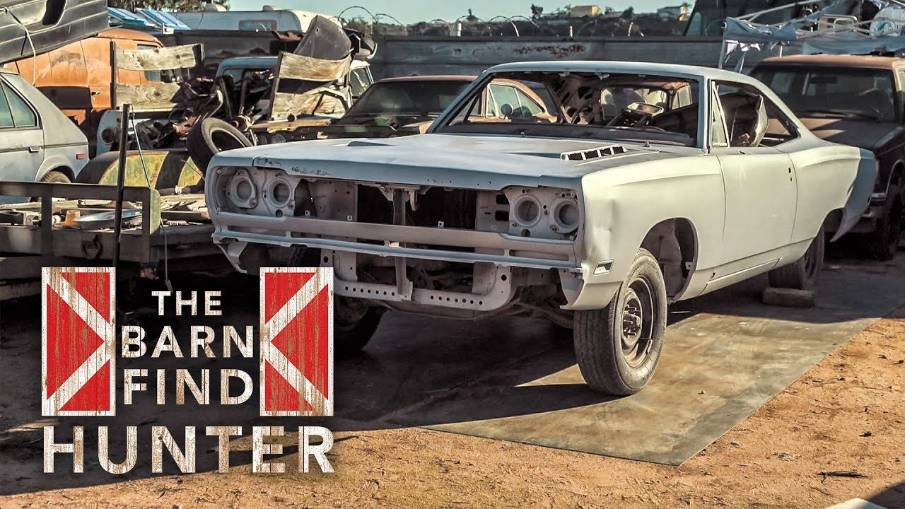 Barn Find Hunter: Homemade trucks, hot hatches, and everything in between