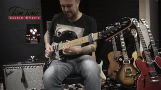 Mike Stern Style - Chromazone with Tom Tone Purplexed Distortio played by Fulvio Oliveira