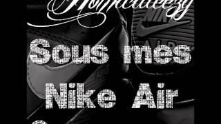 HOMICI-2 Feat. SPE6MEN // SOUS MES NIKE AIR