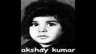 Childhood Photos of Akshay Kumar- बचपन में कैसे दिखते थे अक्षय कुमार