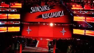 New Shinsuke Nakamura entrance