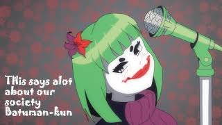 【ANIME ASMR】 Kawaii Anime Girl Reads you Joker Quotes from the Dark Knight【VOICE ACTING】
