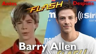 The Flash | Antes y Despues | 2017 | HD