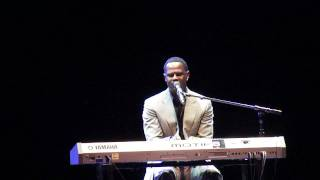 Brian McKnight Live Covering Michael Jackson at The People's Choice Awards After Party