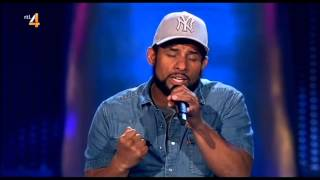 Amazing Talent  Man Sounds Like Bob Marley