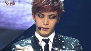 [Music Bank w/ Eng Lyrics] VIXX - On And On (2013.03.16)
