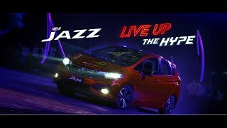 [OFFICIAL VIDEO] New Honda Jazz 2017 Commercial : LIVE UP THE HYPE
