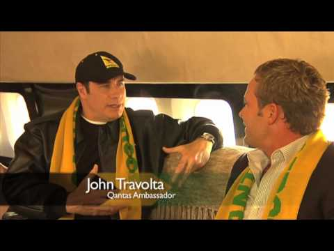 Qantas Socceroos Journey with David Whitehill – Highlights